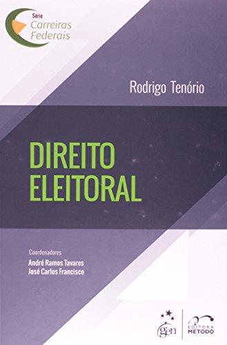 9788530954932: Serie Carreiras Federais - Direito Eleitoral