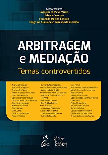 9788530958480: Arbitragem e Mediacao: Temas Controvertidos