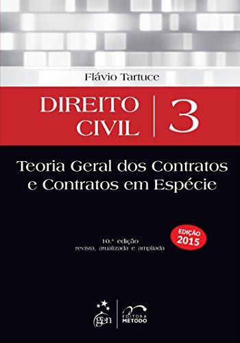 9788530959029: Direito Civil: Teoria Geral dos Contratos e Contratos em Especie - Vol.3