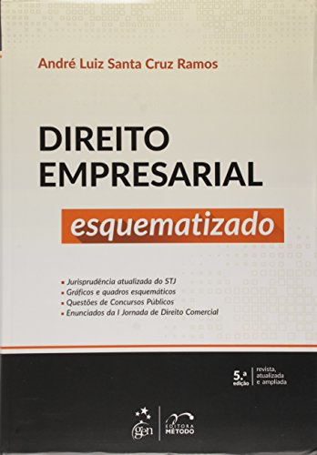 9788530959890: Direito Empresarial Esquematizado (Em Portuguese do Brasil)