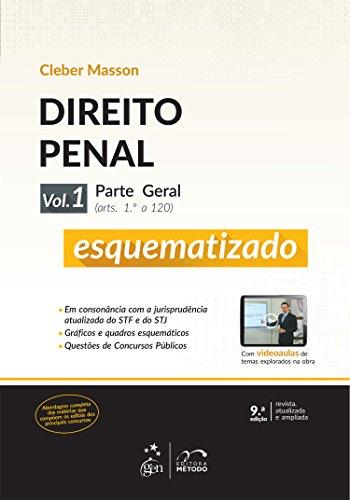 9788530960162: Direito Penal Esquematizado. Parte Geral - Volume 1 (Em Portuguese do Brasil)