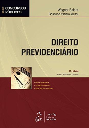 9788530960292: Direito Previdenciario - Serie Concursos Publicos