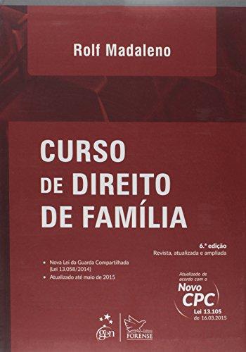 9788530960650: Curso de Direito de Familia