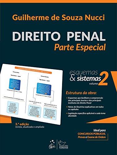 9788530962456: Direito Penal: Parte Especial - Vol.2 - Colecao Esquemas e Sistemas