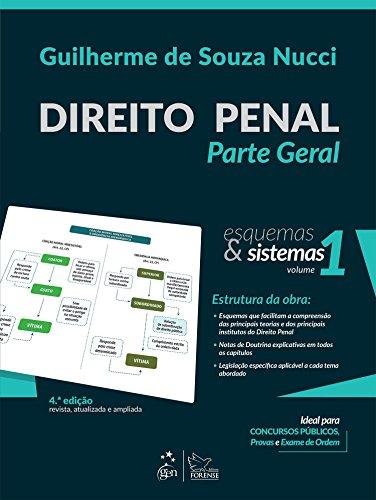 9788530962463: Direito Penal: Parte Geral - Vol.1 - Colecao Esquemas e Sistemas