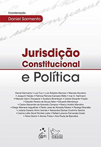 9788530963811: Jurisdicao Constitucional e Politica