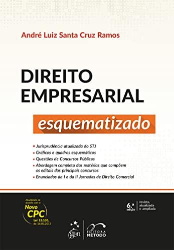 9788530965167: Direito Empresarial Esquematizado