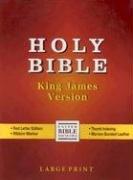 9788531106330: Holy Bible-KJV [LARGE PRINT]