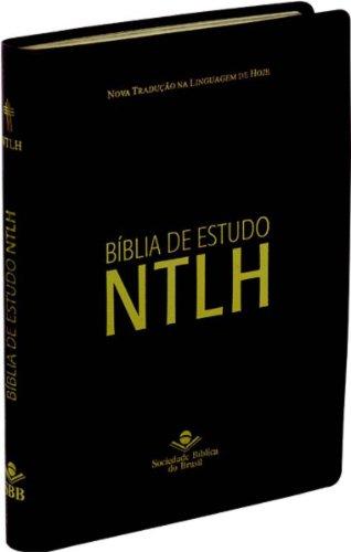 9788531108372: Portuguese Study Bible NTLH