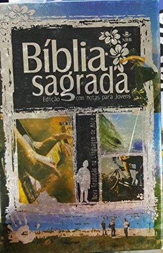 9788531109928: BÍBLIA SAGRADA NTLH PARA JOVENS - CAPA METALICA (Portuguese)