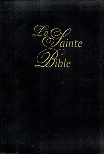 9788531110825: La Sainte Bible