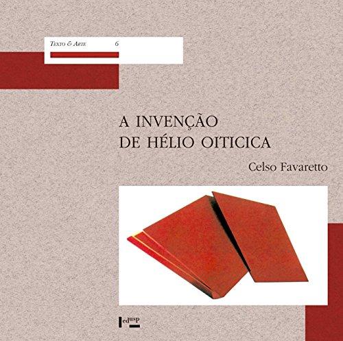 9788531400629: A invenção de Hélio Oiticica (Texto & arte) (Portuguese Edition)