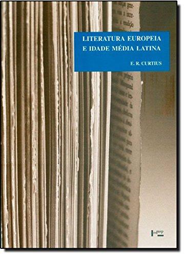 9788531414244: Literatura Europeia na Idade Media Latina