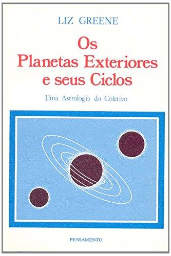 9788531505096: Planetas Exteriores E Seus Ciclos (Em Portuguese do Brasil)
