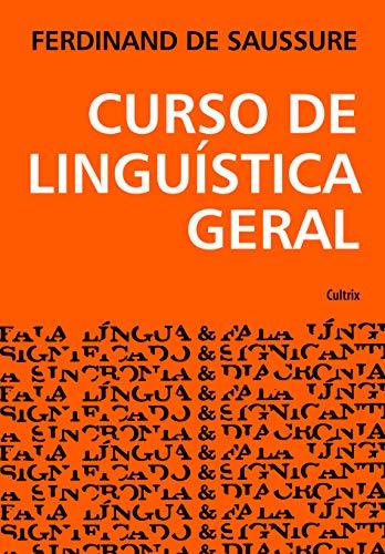 9788531601026: Curso De Linguística Geral (Em Portuguese do Brasil)
