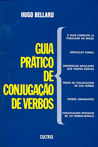 9788531601835: Guia Pratico De Conjugacao De Verbos