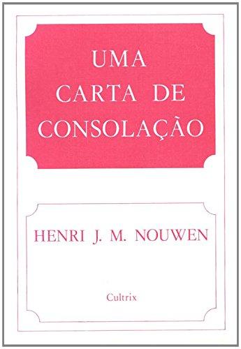 9788531603860: Uma Carta de Consolação (Em Portuguese do Brasil)