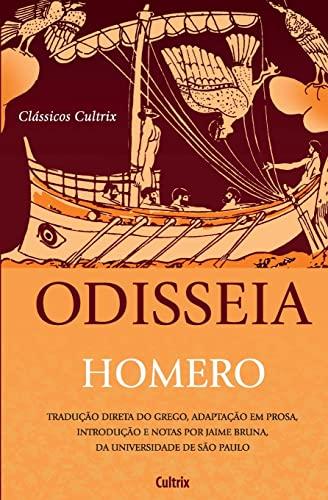 Odisseia (Em Portugues do Brasil): Homero