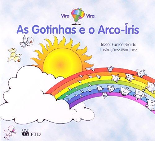 9788532211903: As Gotinhas E O Arco-Iris (Em Portuguese do Brasil)