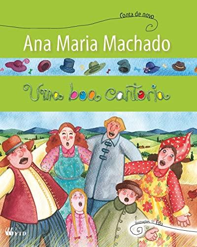 9788532250667: Uma Boa Cantoria - Coleção Conta de Novo (Em Portuguese do Brasil)
