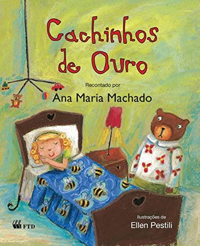 9788532252043: Cachinhos de Ouro - Coleção Lê Pra Mim (Em Portuguese do Brasil)