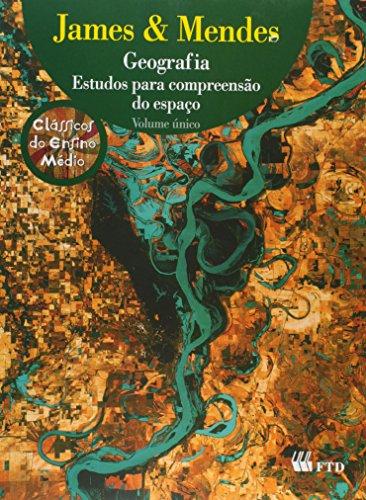 9788532288776: Geografia: Estudos Para Compreensao do Espaco - Volume unico