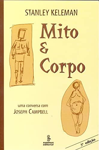 9788532307279: Mito E Corpo. Uma Conversa Com Joseph Campbell (Em Portuguese do Brasil)