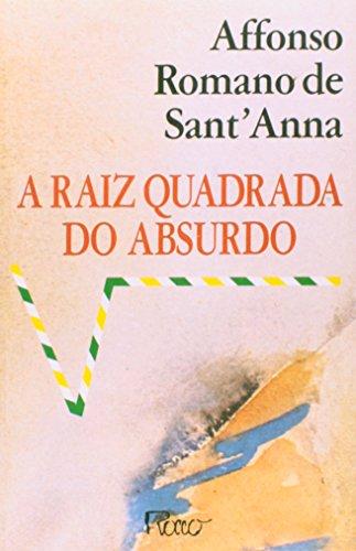 9788532500120: A raiz quadrada do absurdo (Portuguese Edition)