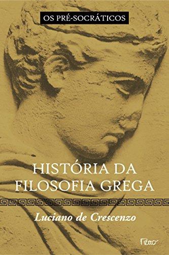 9788532519252: HISTORIA DA FILOSOFIA GREGA - OS PRE-SOCRATICOS