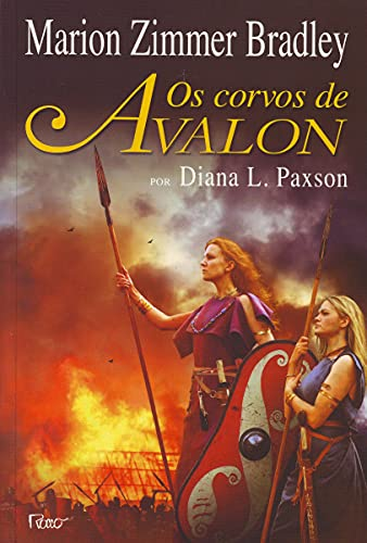 9788532524300: Os Corvos de Avalon (Em Portugues do Brasil)