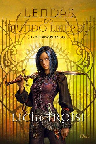 9788532526878: Destino de Adhara - Vol. 1 - Lendas do Mundo Emers (Em Portugues do Brasil)