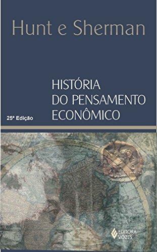 História do Pensamento Econômico: Angela Elwell Hunt;