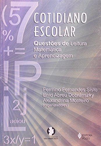 9788532626615: Cotidiano Escolar. Questões De Leitura, Matemática E Aprendizagem (Em Portuguese do Brasil)