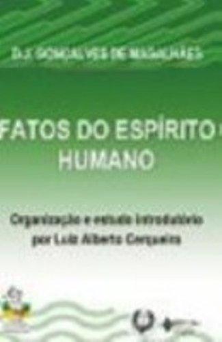 9788532629678: FATOS DO ESPIRITO HUMANO