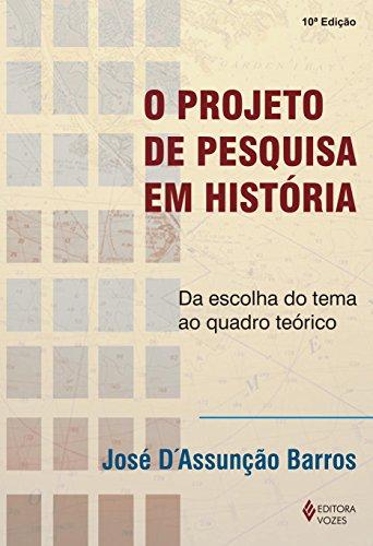 9788532631824: Projeto de Pesquisa em História (Em Portuguese do Brasil)