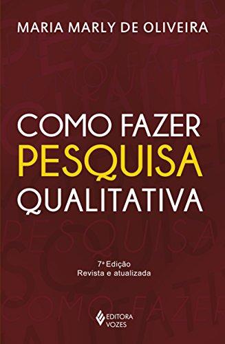 9788532633774: Com Fazer Pesquisa Qualitativa (Em Portuguese do Brasil)