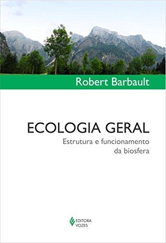 9788532640772: Ecologia Geral: Estrutura e Funcionamento da Biosfera
