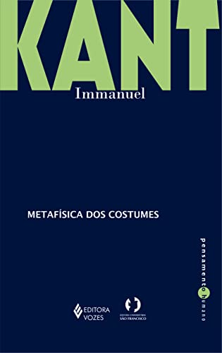 9788532646514: Metafisica Dos Costumes (Em Portuguese do Brasil)
