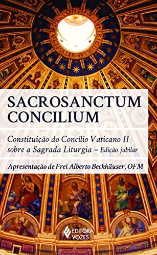 9788532646583: Sacrosanctum Concilium