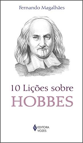 9788532648259: 10 Licoes Sobre Hobbes