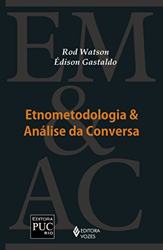 9788532649294: Etnometodologia e Analise da Conversa