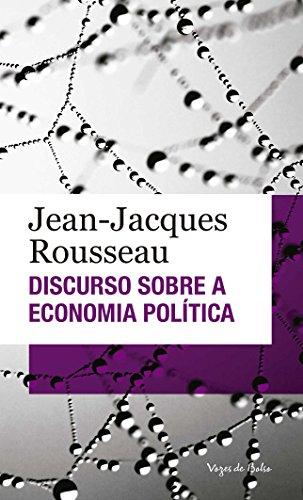 9788532653482: Discurso Sobre a Economia Política