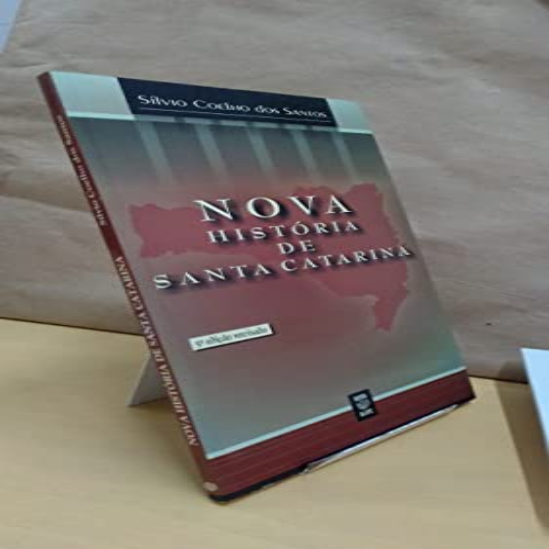 Nova história de Santa Catarina.: Santos, Silvio Coelho