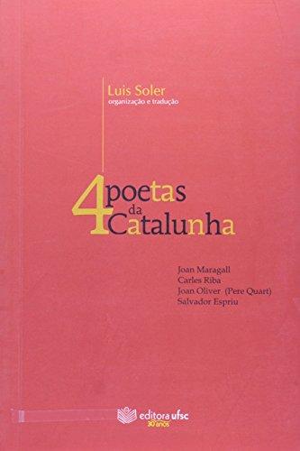 9788532805133: 4 Poetas da Catalunha
