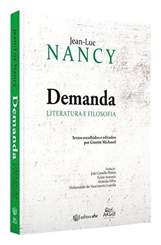 9788532807267: Demanda: Literatura e Filosofia