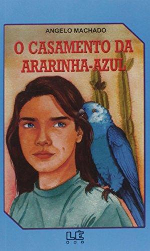 9788532906656: Casamento da Ararinha-Azul, O