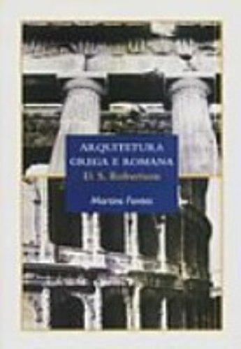 9788533605947: Arquitetura Grega e Romana