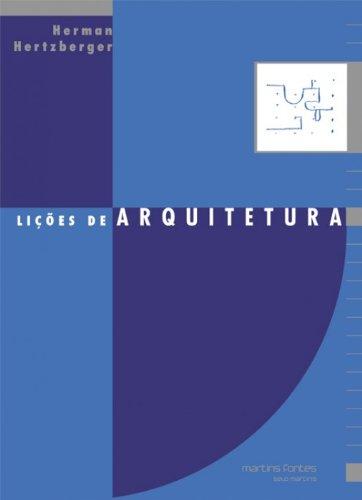 9788533610347: Lições de Arquitetura