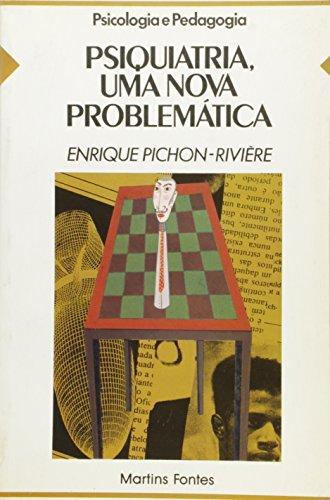 9788533611276: Psiquiatria,Uma Nova Problematica (Em Portuguese do Brasil)