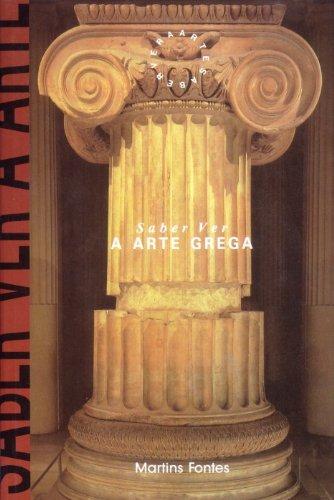 9788533611818: Saber Ver A Arte Grega (Em Portuguese do Brasil)